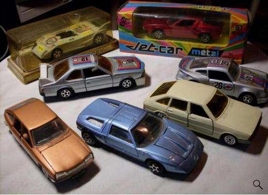 Старые советские и зарубежные автомодели в Москве фото 18