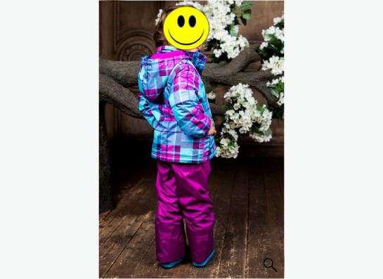 Новый демисезонный костюм Nаno (Канада), на 7-8 лет