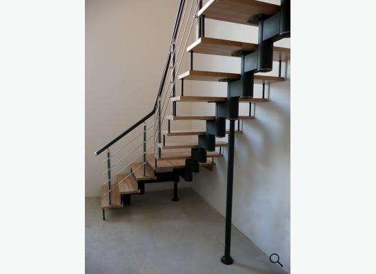 Металлические лестницы в Красноярске фото 3