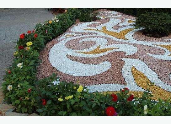 Цветной декоративный камень в Кемерове фото 5