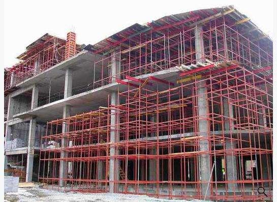 Монолитное строительство торговых центров