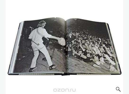 Книга The Rolling Stones - эксклюзивное издание в Москве фото 9