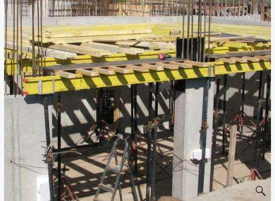 Монолитное строительство гаражных комплексов