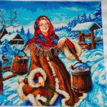 Набор для вышивки бисером, в Новосибирске