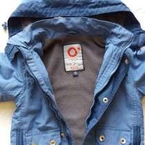 Куртка O'hara, весна, подкладка-флис, 98-104, в Москве