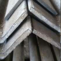 Уголок стальной 45х45х4 мм, в Челябинске