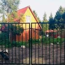 Ворота садовые и калитки предлагаем трех видов, в Шуе