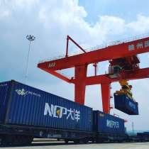 Горузовые перевозки из Китая Qingdao в Туркменистан, в г.Гуанчжоу