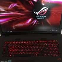 Продам игровой ноутбук asus rog gl752vw, в Шахтах
