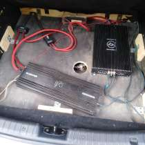 Самбуфер усилок+ провода, в Набережных Челнах