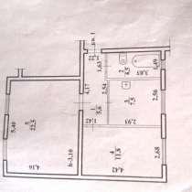 Продам квартиру 52м2, в Чите