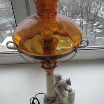 Продаю настольную лампу 50-х годов 20 века, в Липецке