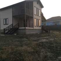 Строительство брусовых и каркасных домов, в Бронницах