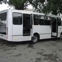 Автобусы Isuzu-Атаман пригородные, в Нижнем Новгороде