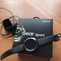 Умные часы Samsung gear sport, в Челябинске