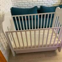 Детская кроватка, в Щелково