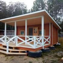 Сдам небольшой дом на берегу Ладожского озера в Карелии, в Питкярантах