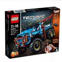 Technic 42070 эксклюзивное Лего, в Москве