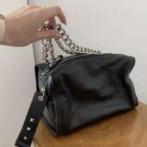 Женская кожаная сумка в идеальном состоянии, в Москве