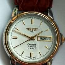 Швейцарские часы TISSOT Seastar 1853 / Тиссот сиастар, в Москве