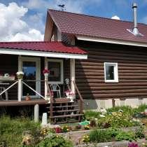 Дом для постоянного проживания 120 м2 в 10 км от СПб, в Сертолово