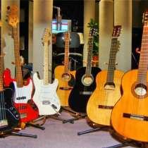 Настройка, ремонт, гитар и других струнных, в Кемерове