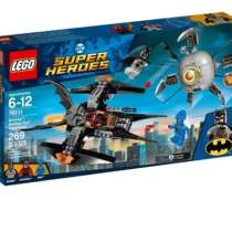 LEGO SUPER HEROES, в Москве
