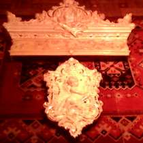 Декорация камина, в г.Тбилиси