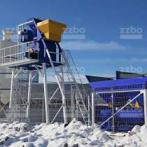 Бетонный завод СТАНДАРТ-15, в Ярославле