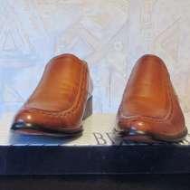 Продам НОВЫЕ мужские кожаные туфли BENCHMARK, в Томске