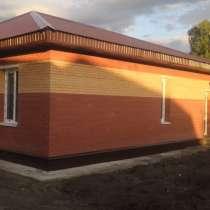 Собственник продает новый одноэтажный кирпичный коттедж, в Раменское