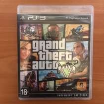 Продам GTA 5 на PlayStation 3, в Кузнецке