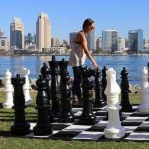 Шахматы парковые (напольные, уличные, гигантские), в г.Шымкент