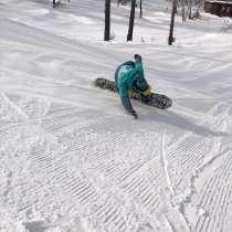 Инструктор лыжи и сноуборд, в Шерегеше