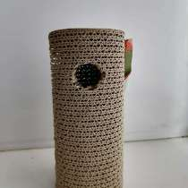 Гофрокогтеточка-тубус с шариком и дразнилкой, в Стерлитамаке