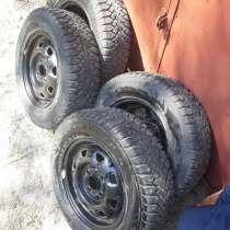 Продам шины на дисках для хендай акцент, в Краснокамске