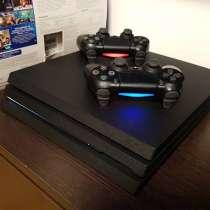 Продаю Sony PS4 PRO, в Москве