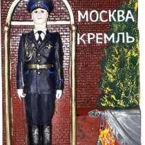 Пост №1 МОСКВА. КРЕМЛЬ, в Омске