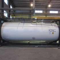 Танк-контейнер T14 новый 17,5 м3 с пароподогревом и термоизо, в Ростове-на-Дону