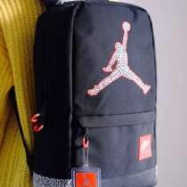 Рюкзак Nike Air Jordan Nubuck Ele Pack, в Москве