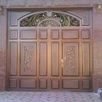 Железные (металлические) ворота. Temir darvoza, в г.Ташкент