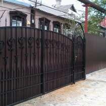Ворота, решетки, в г.Донецк