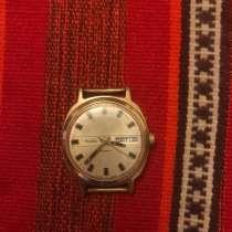 Часы Слава 26 камней СССР, позолоченные. ВИНТАЖ, в Москве