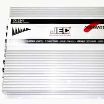 Автомобильный усилитель звука JEC CA-3244 400Вт 4х канальный, в г.Киев