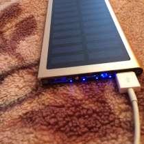 POVER BaNk солнечная батарея для любого телефона, в Томске