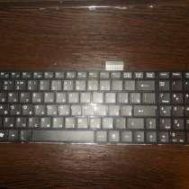 Клавиатура для ноутбука MSI новая, в Кольчугине