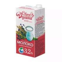 Молоко Северная долина, в Москве