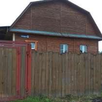 Дом двухэтажный, из бруса, в Ревде