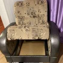 Продам диван и кресло, в Артеме
