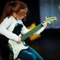 Обучение на гитаре и электрогитаре в Нижнем Новгороде, в Нижнем Новгороде